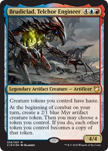 Brudiclad, Telchor Engineer [C18] (F)