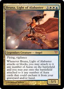 Bruna, Light of Alabaster [AVR] (F)