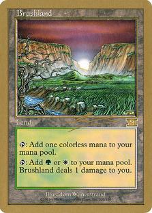 Brushland <Nicolas Labarre> [WC00]