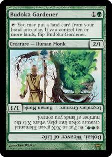 Budoka Gardener [CHK]
