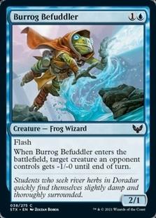 Burrog Befuddler