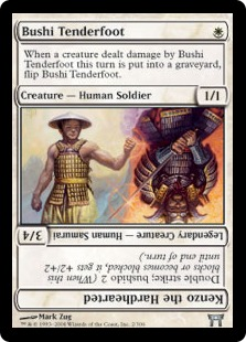 Bushi Tenderfoot [CHK]