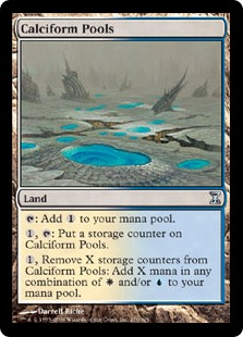 Calciform Pools