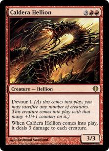 Caldera Hellion