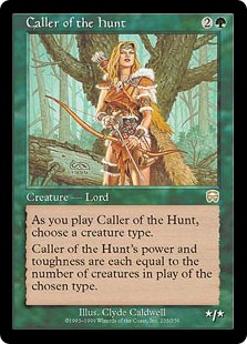 Caller of the Hunt [MM]