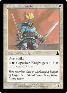 Capashen Knight