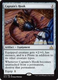 Captain's Hook [PRM-PRE] (F)