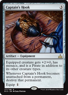 Captain's Hook [RIX]