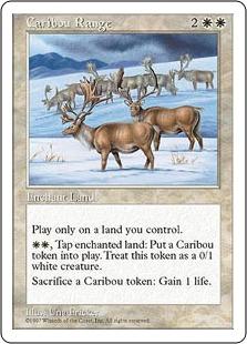 Caribou Range