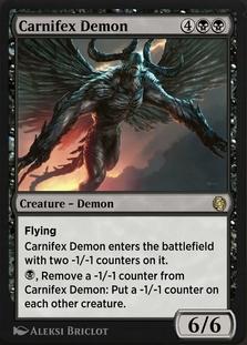 Carnifex Demon