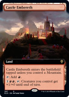 Castle Embereth <extended> [ELD] (F)
