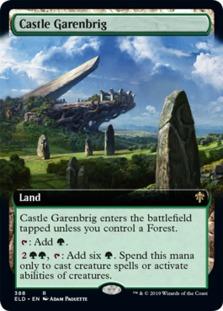 Castle Garenbrig <extended> [ELD]