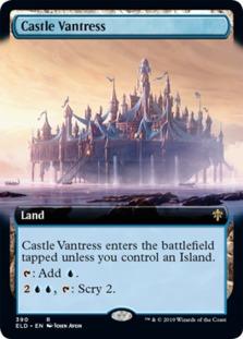 Castle Vantress <extended> [ELD]