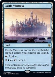 Castle Vantress <planeswalker stamp> [PELD]