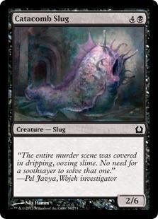 Catacomb Slug