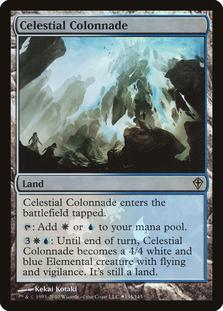 Celestial Colonnade [PRM-BAB] (F)