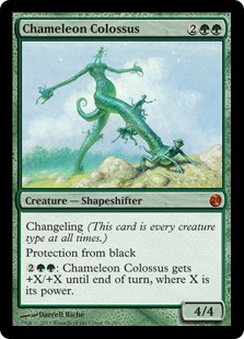 Chameleon Colossus [V13] (F)