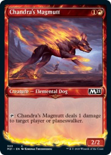 Chandra's Magmutt <showcase> [M21]