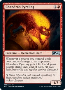 Chandra's Pyreling