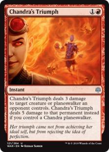 Chandra's Triumph [WAR]