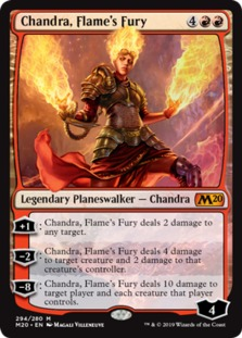 Chandra, Flame's Fury