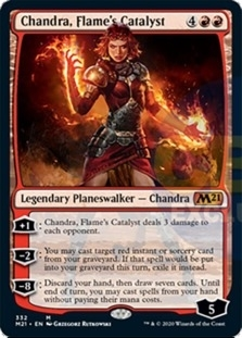 Chandra, Flame Catalyst