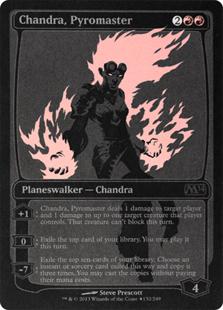 Chandra, Pyromaster [PRM-SDCC13] (F)
