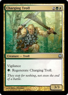 Charging Troll