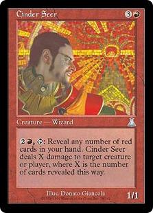 Cinder Seer