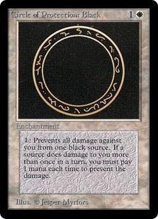 Circle of Protection: Black