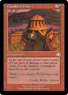 Citadel of Pain