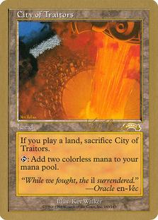 City of Traitors <Kai Budde> [WC99]