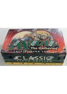 Classic Sixth Edition Booster Box