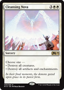 Against the Odds: Mono-White Divine Control (Standard)