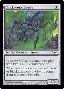 Clockwork Beetle