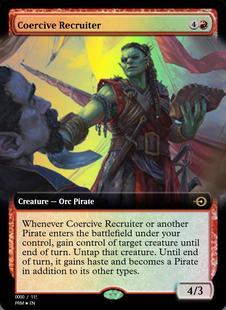 Coercive Recruiter [PRM]