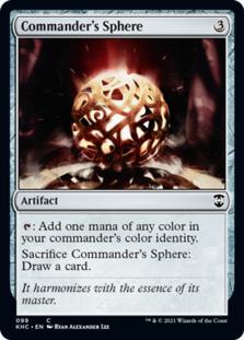Commander's Sphere [KHC]