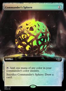 Commander's Sphere [PRM]