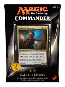 Commander 2015 X1 Magic Mtg With A Long Standing Reputation Mtg Pack Fresh Thought Vessel