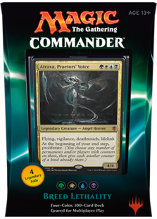 Commander 2016: Breed Lethality