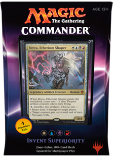 Commander 2016: Reprints and Ranking the Decks