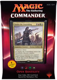 Commander 2016: Open Hostility