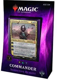 Commander 2018: Subjective Reality