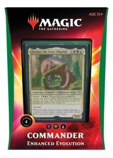 Commander 2020: Enhanced Evolution