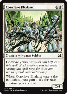 Conclave Phalanx [MM2] (F)