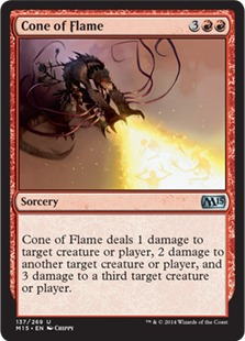 Cone of Flame [M15] (F)