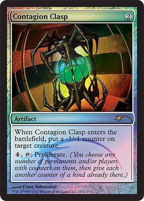 Contagion Clasp [PRM-FNM] (F)