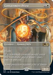 Containment Priest <borderless> [M21]