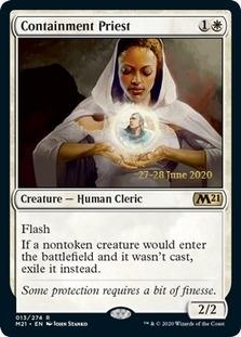 Containment Priest <prerelease> [M21] (F)