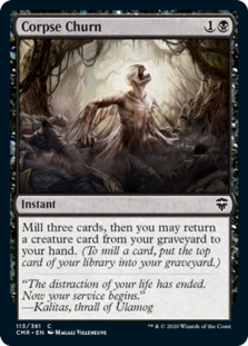 Corpse Churn [CMR] (F)